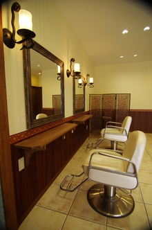 hair salon FLOS